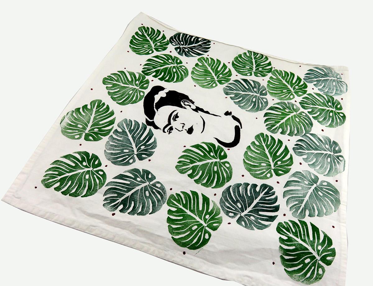 Furoshiki: Frida