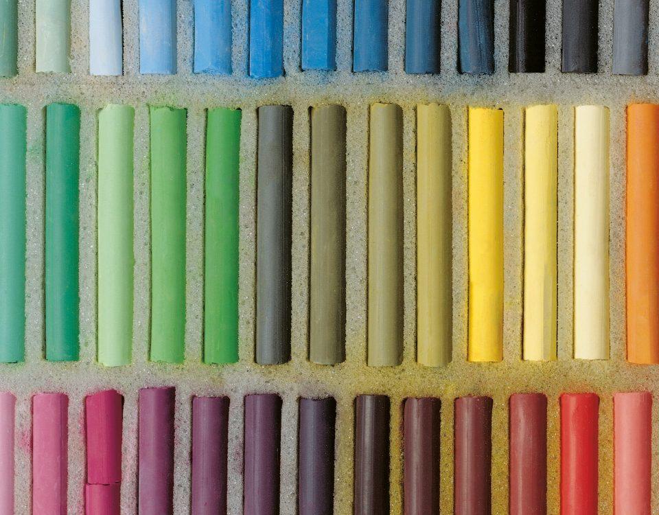i nomi dei colori